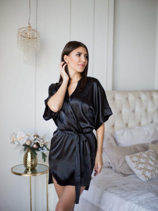 hommikumantel black