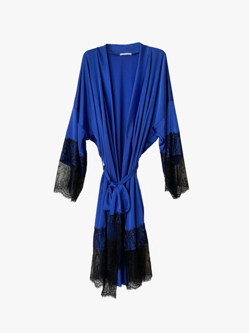hommikumantel sinine