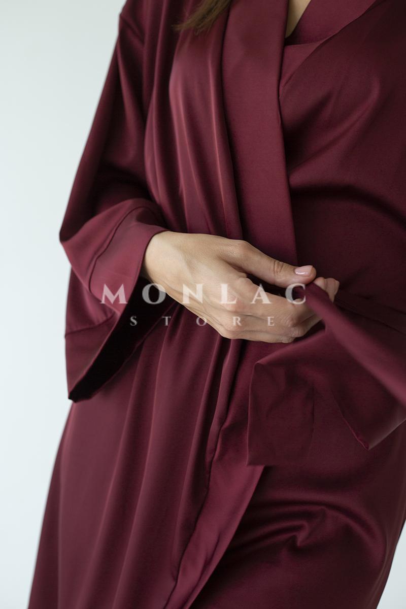 wine nightgown monlacstore